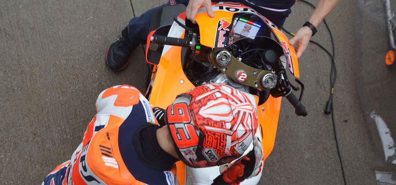 Glosario de MotoGP: C y D