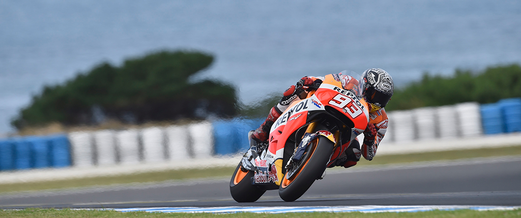 Repsol Honda Team conclude a productive test at Phillip Island