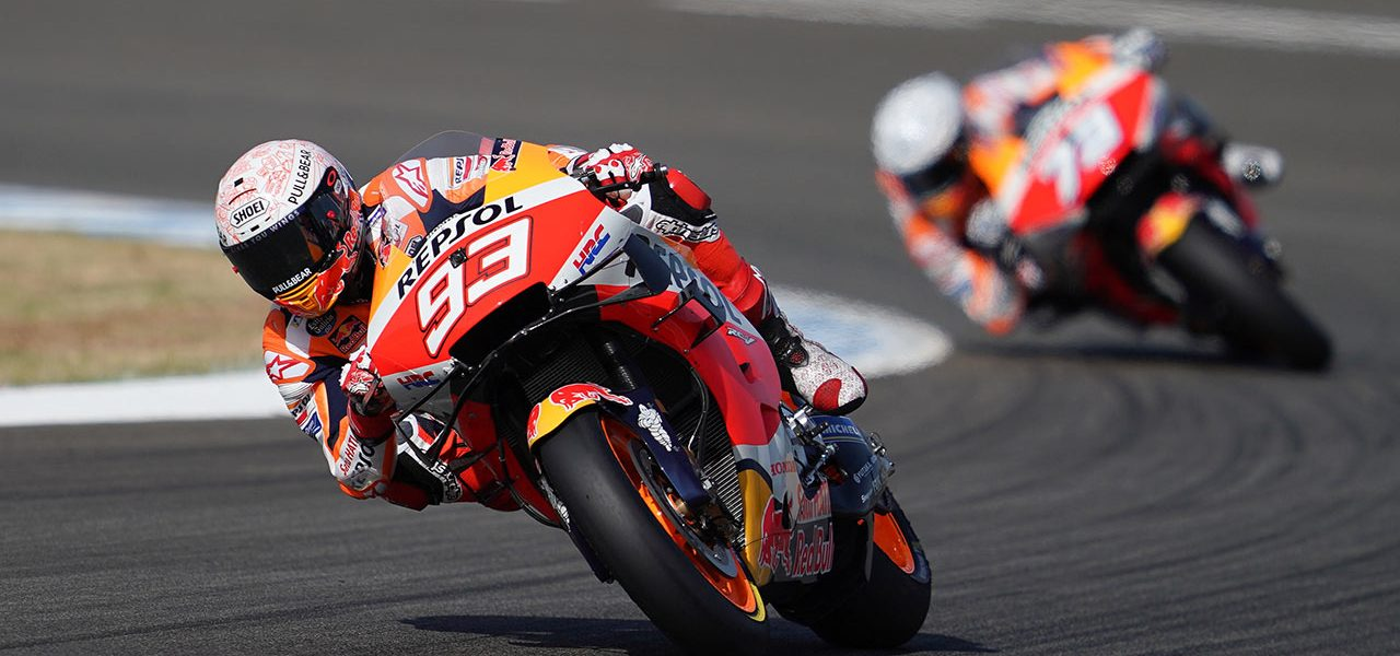 Spanish GP: Repsol Honda Team straight into their rhythm in Jerez