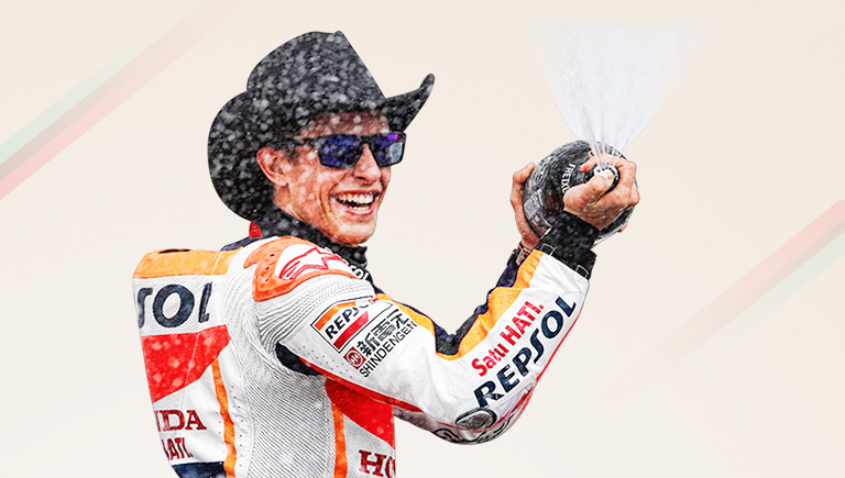 Marc Márquez's records in Austin