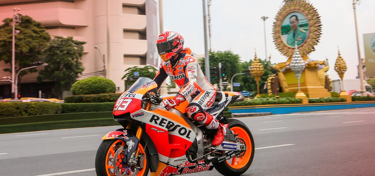 5 rutas espectaculares para motos en Tailandia