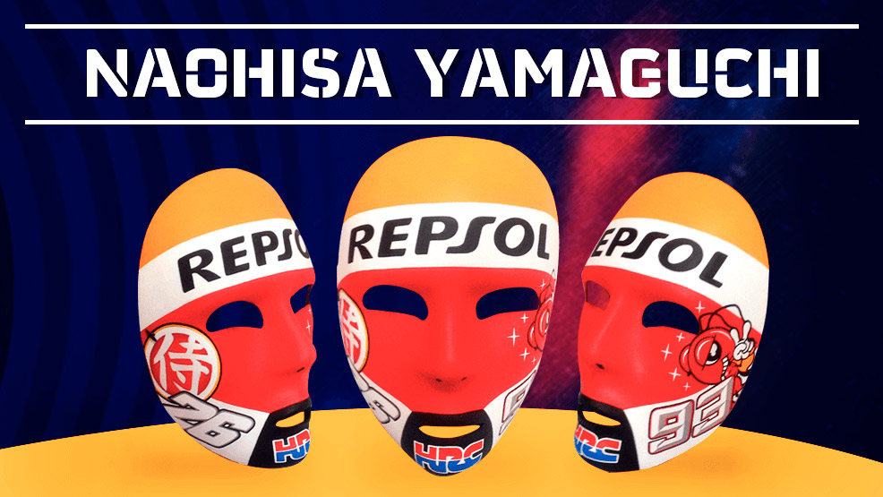 El arte motero de Naohisa Yamaguchi