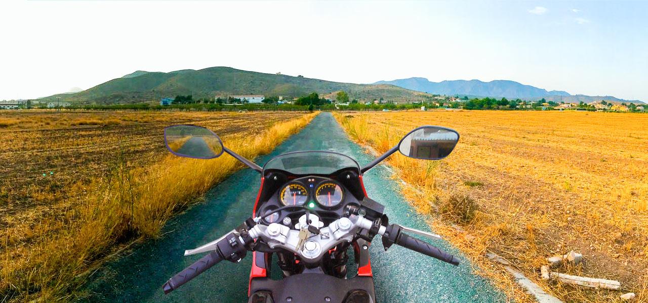 Así evolucionará tu viaje en moto cruzando fronteras