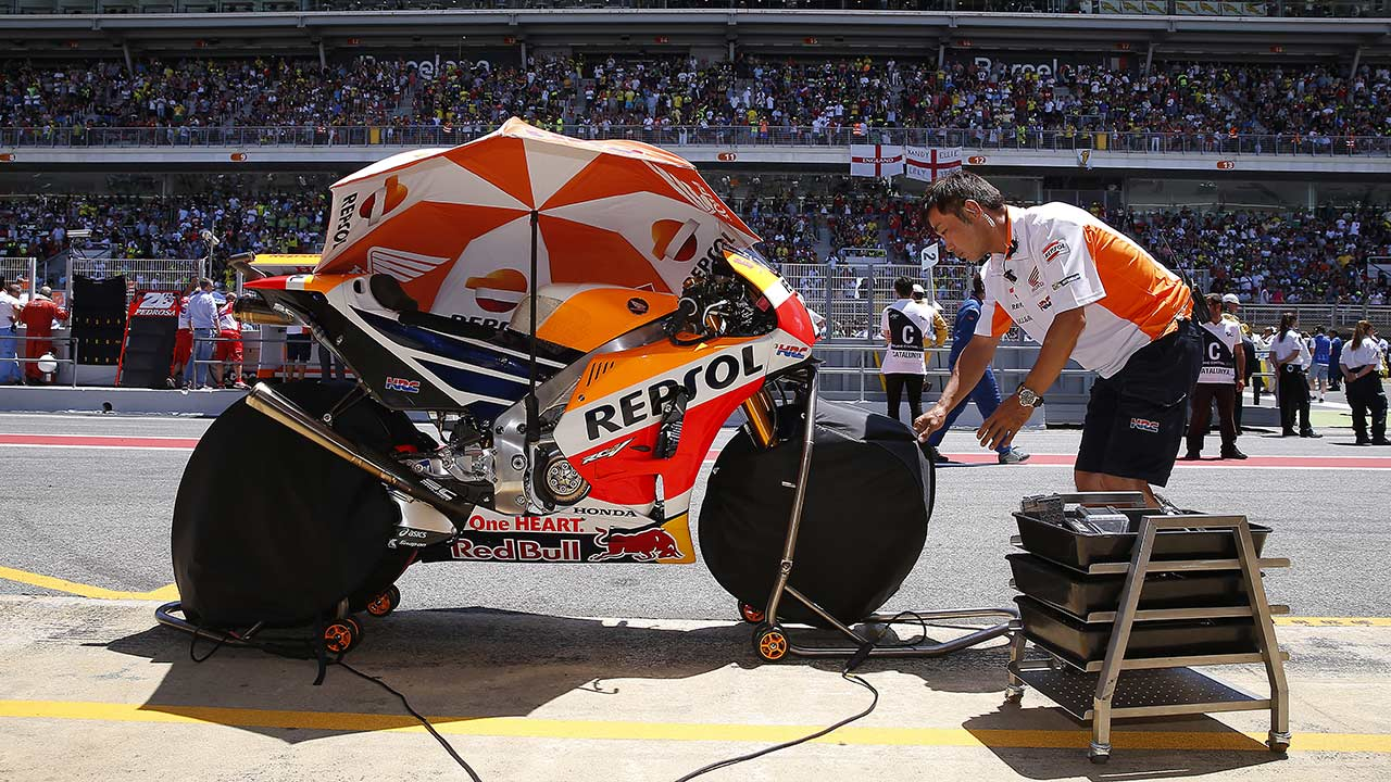 MotoGP tyres in 2021: learn about their characteristics