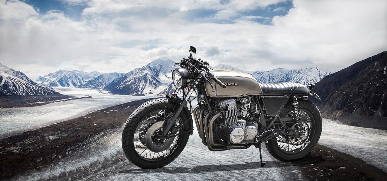 5 rutas en moto para disfrutar en invierno