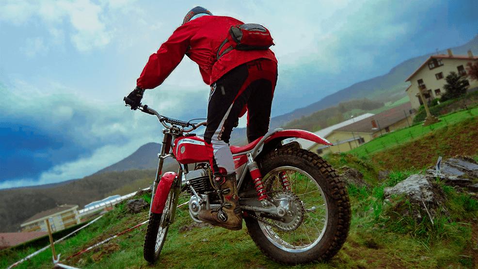 Motoclub +Gas para enamorados del Trial