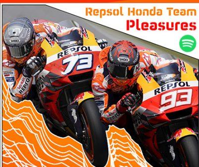 Repsol Honda Team Pleasures