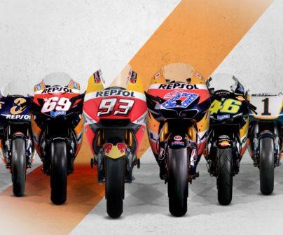 El destino de las MotoGP cuando acaba la temporada>