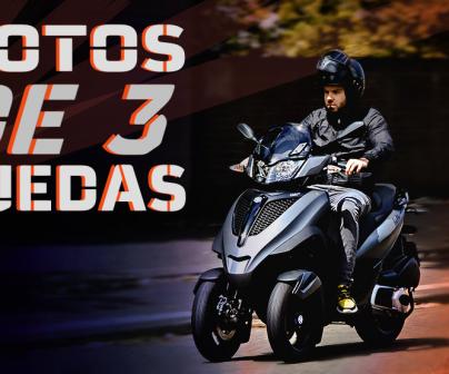 Esto es lo que debes saber si quieres una moto de tres ruedas