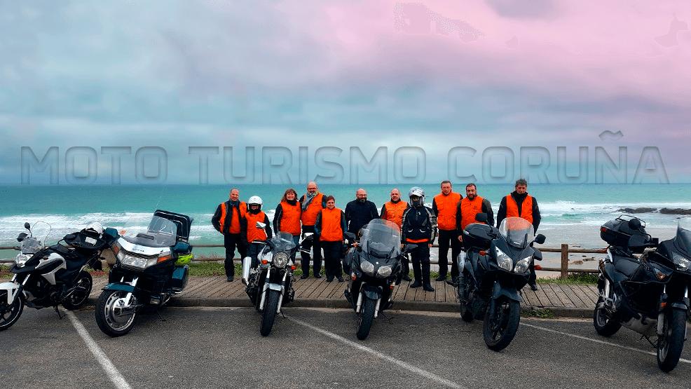 Un Motoclub en Galicia: Moto Turismo Coruña