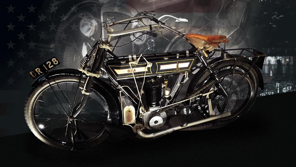 National Motorcycle Museum: el museo de motos británicas que no te puedes perder