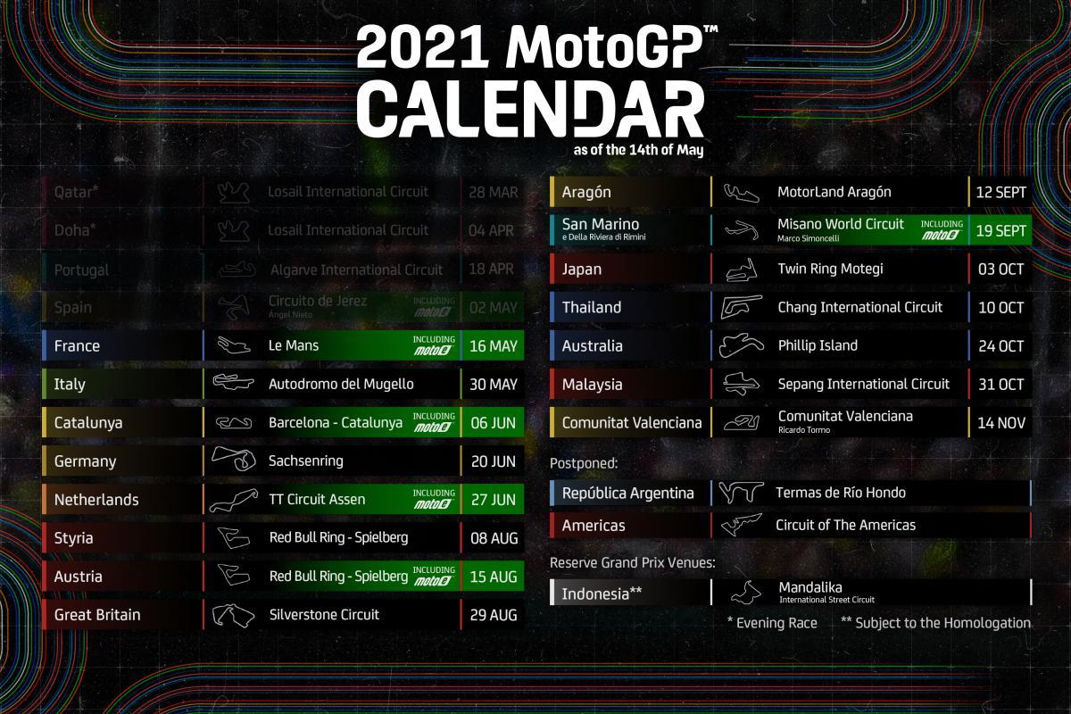 motogp-new-calendar-2021