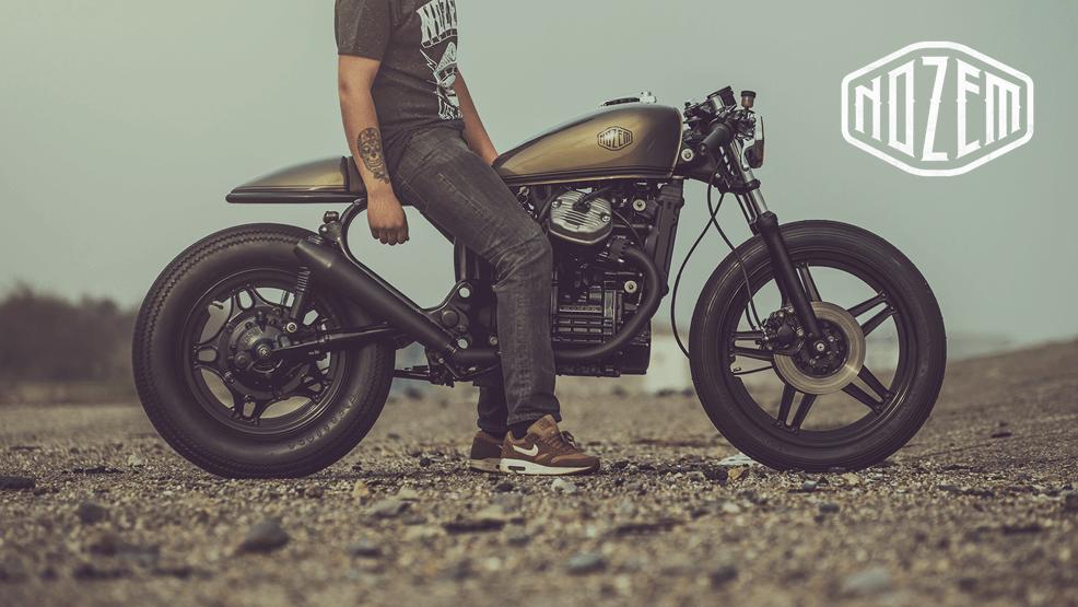 Nozem Amsterdam, la moto customizada de tus sueños
