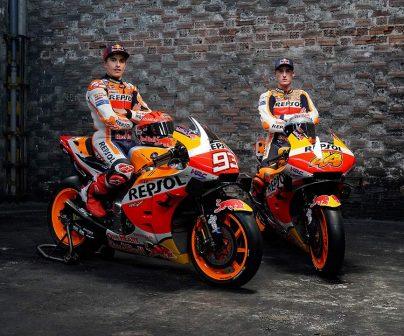 Pilotos equipo Repsol Honda 2021