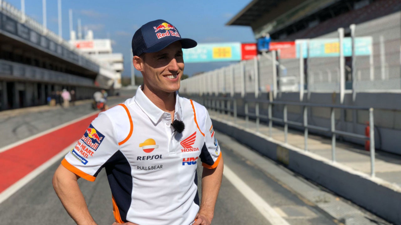 """""""I have been dreaming a lot about that moment and I feel I can perform well with Repsol Honda"""""""