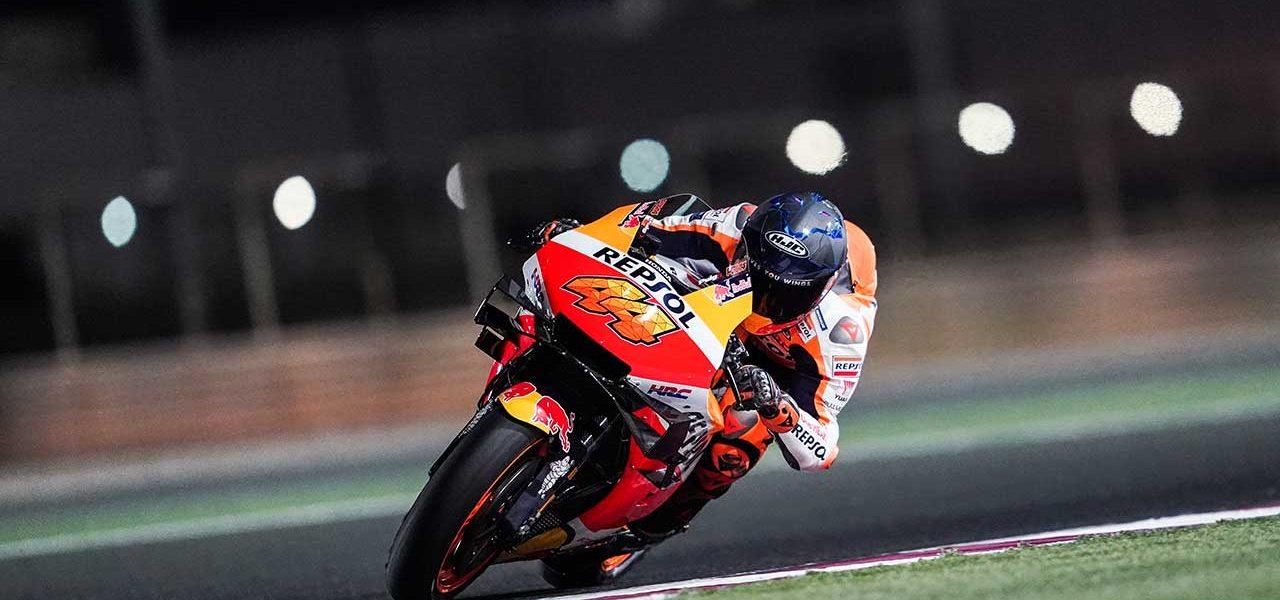 ⏰¡Descubre los horarios MotoGP en Catar del GP de Catar 2021!