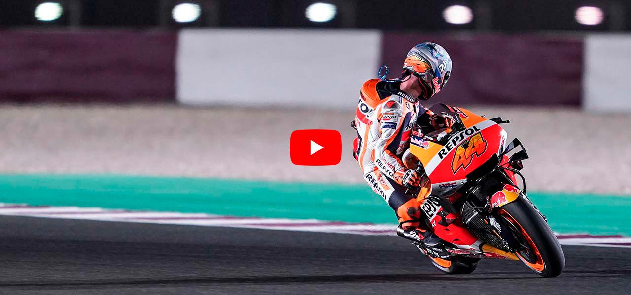 🚨GP de Doha MotoGP 2021: ver gratis, horario, TV y opciones online en directo