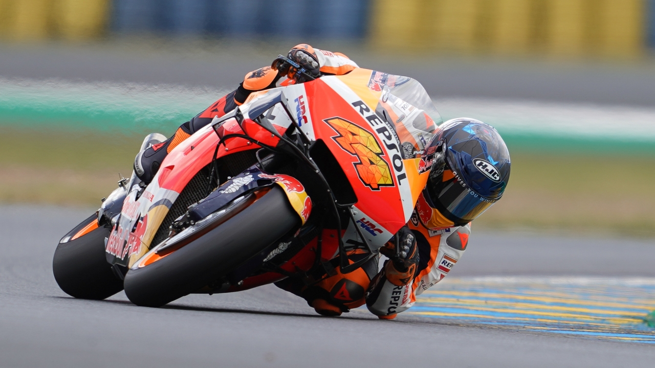 Pol Espargaró finaliza cuarto el primer día en Le Mans