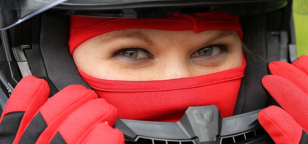 Frío en moto ❄ Aprende a combatirlo️