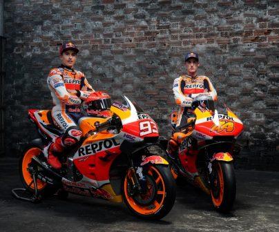 Marc Márquez y Pol Espargaró, listos para el primer GP en Europa>