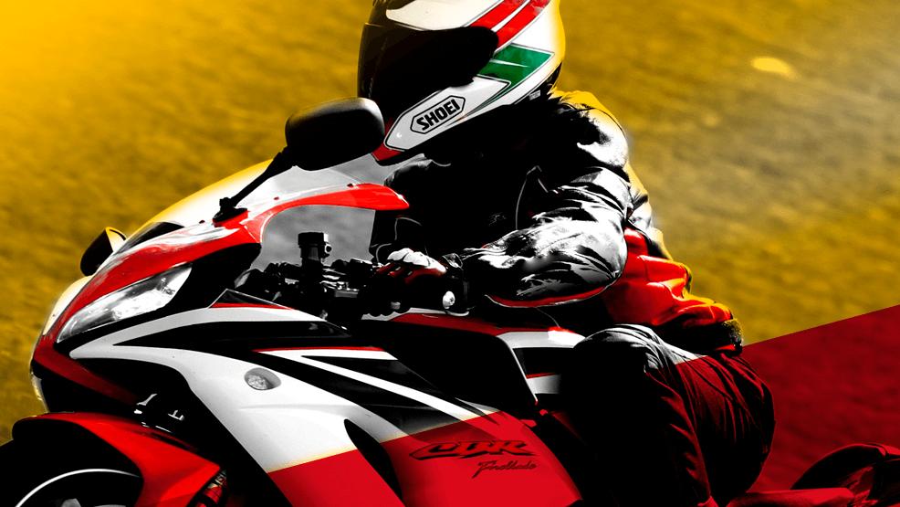 Mantenimiento del casco y del equipo de moto
