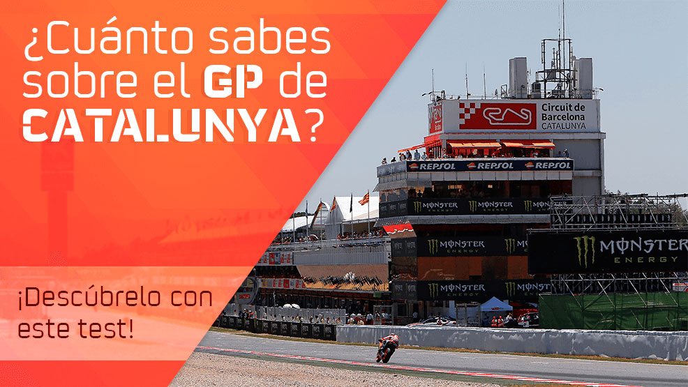 ¿Cuánto sabes sobre el Gran Premi de Catalunya?