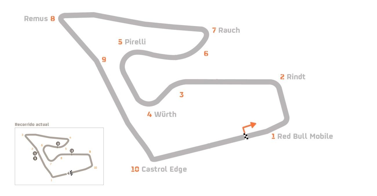 Circuito Sachsenring : Motogp sachsenring horarios y clasificación gran premio
