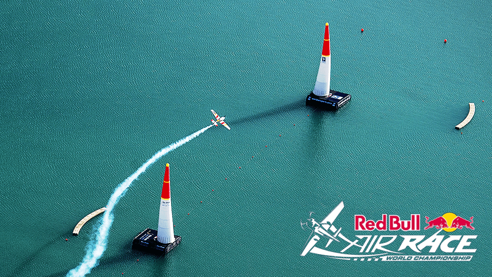 Diez cosas que (quizás) no sabías de la Red Bull Air Race