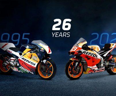 Repsol and Honda renew alliance through 2022>