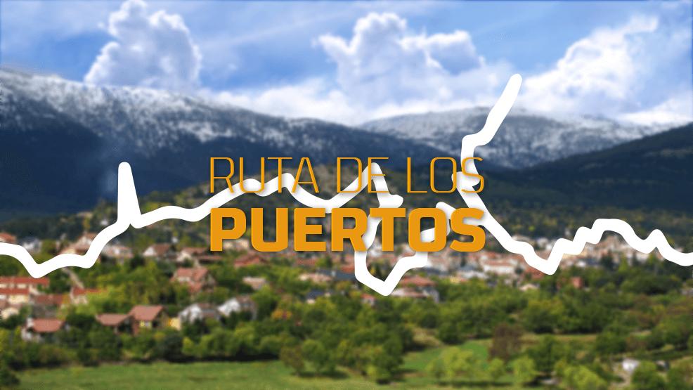 Ruta motera de los Puertos: Comunidad de Madrid I