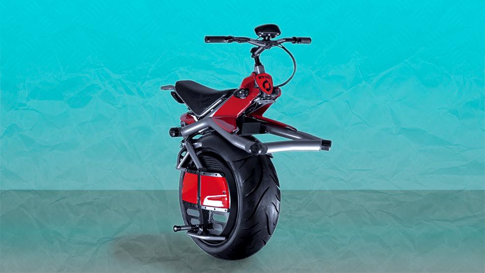 Todo lo que puedes hacer con la moto de una rueda