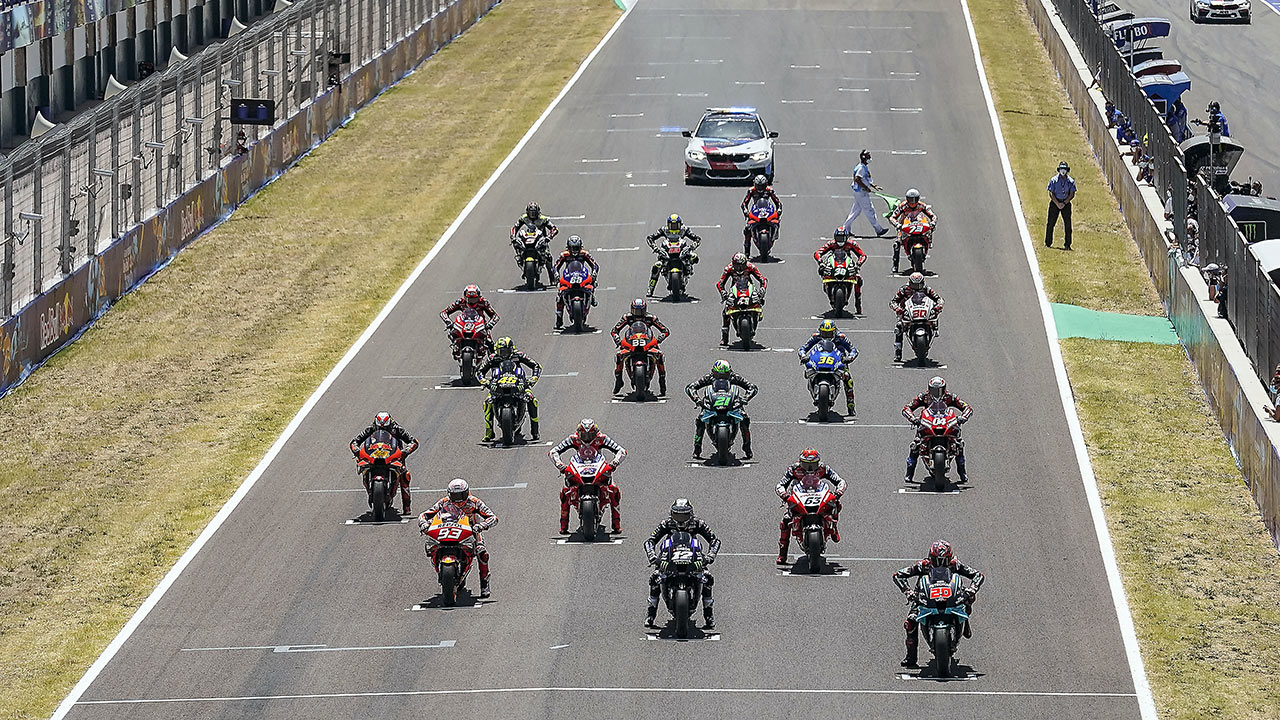 GP de Andalucía MotoGP 2020: horario, TV y dónde ver hoy en directo online