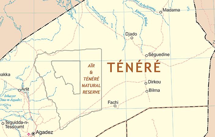 Desierto del Ténéré