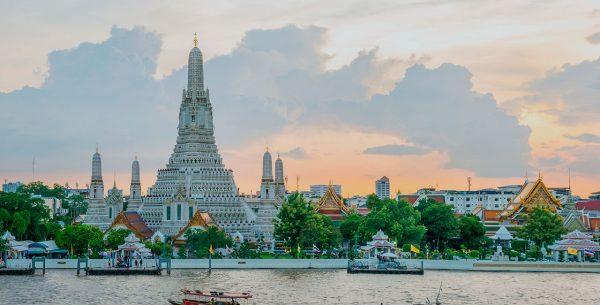 Vista de Thailandia