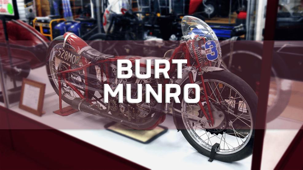 The world's fastest indian: la película motera sobre Burt Munro que te cargará las baterías