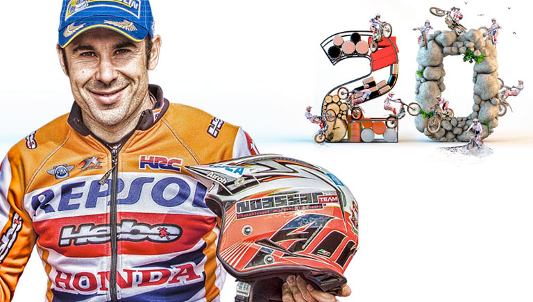 The figures behind Toni Bou's twentieth World Championship title