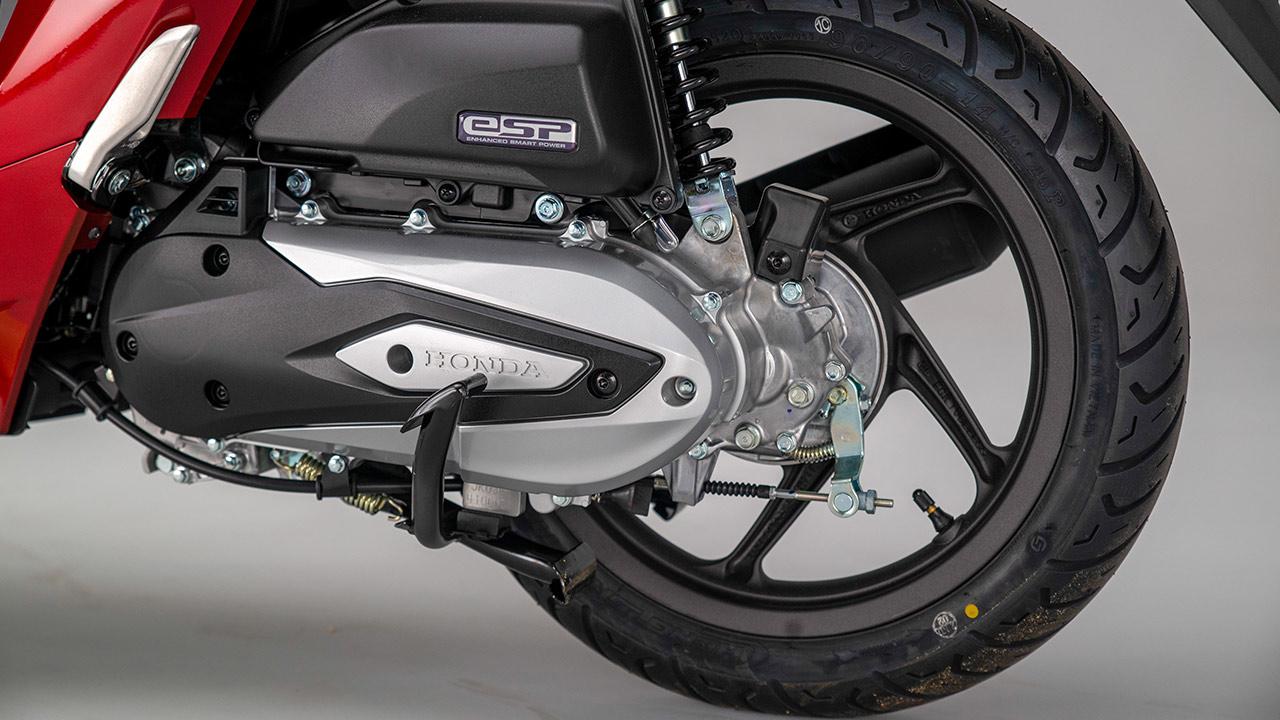 Transmisión y freno trasero Honda Vision 110