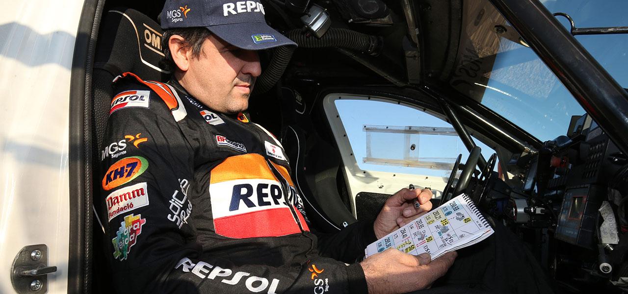 Desciframos el nuevo roadbook del Rally Dakar 2020