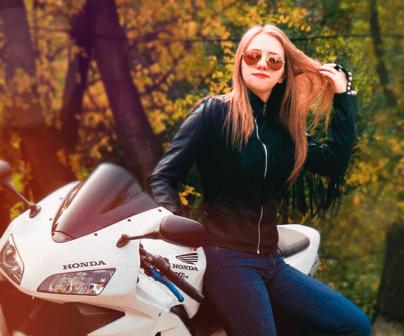 El Wrapter o cómo salvar tu coleta en moto