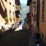 Gasse in Cannobio