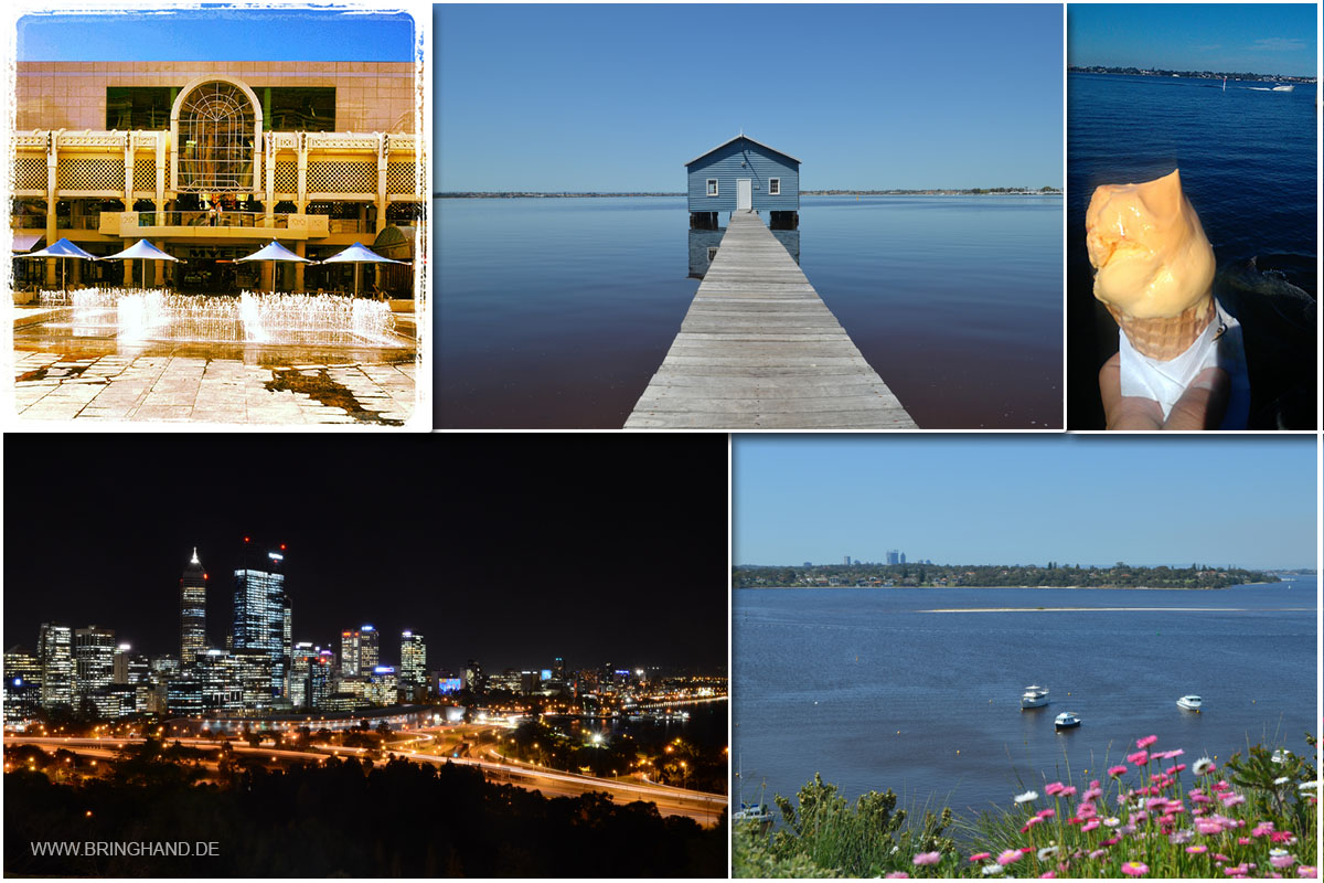 Bilder zu Perth in Westaustralien