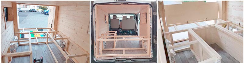lieferwagen zum campingmobil selbst umbauen bringhand blog. Black Bedroom Furniture Sets. Home Design Ideas