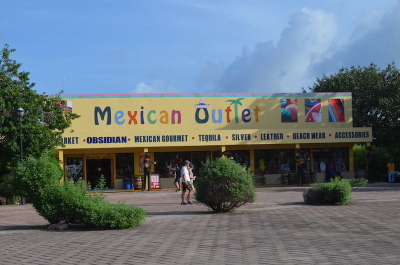 Mexican Outlet in Tulum