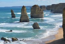 Great Ocean Road in Australien Reisen