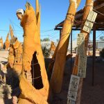 Kunst in Coober Pedy Outback