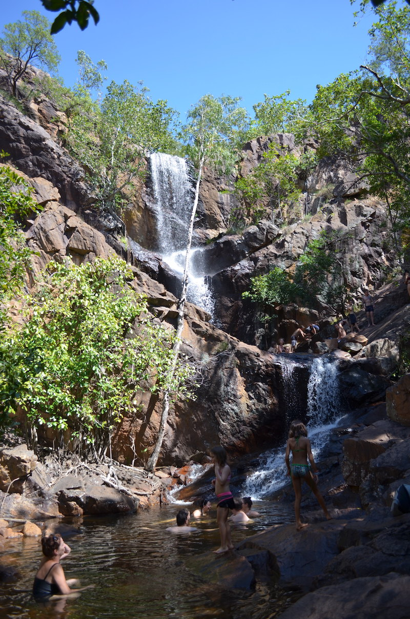 Robin Falls in Australien beim Litchfield National Park