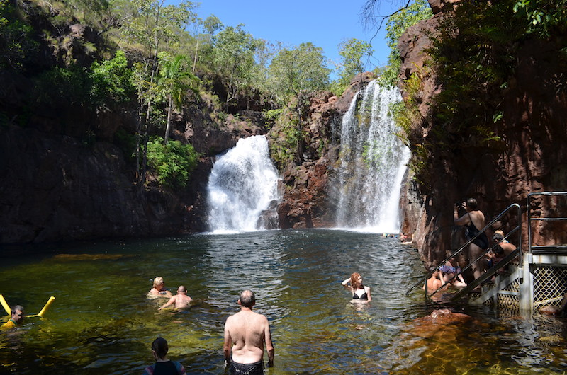 Florence Falls Australien Litchfield National Park