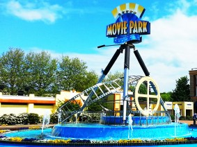 Schoolreis Movie Park Germany