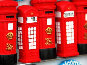 5-daagse groepsreis Londen