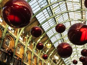 Londen busreis Kerst Brabant Expres